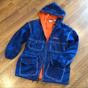 Nylon Fleece Lined Florida Gators Jacket